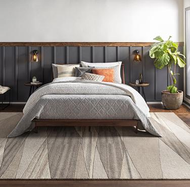 Modern Bedroom Rug Ideas