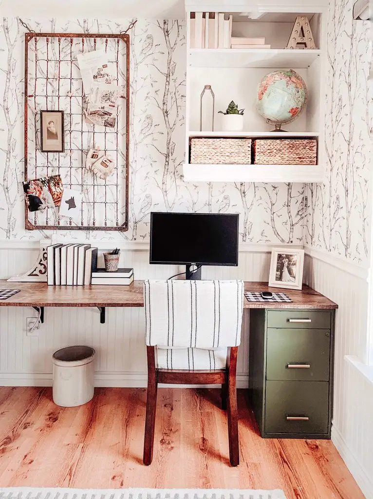 Nature Inspired Office Decor Ideas