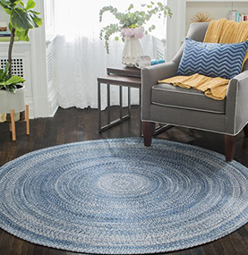 Braided Luxury Rug