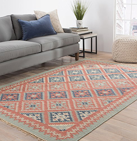 Flatwoven Luxury Rug