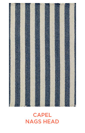 Capel Rugs Vertical Stripe Rectangles