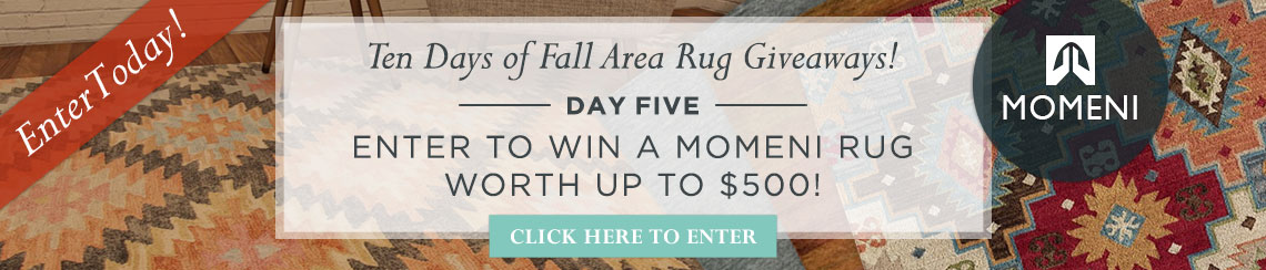 Rugs Direct Fall Area Rug Giveaways