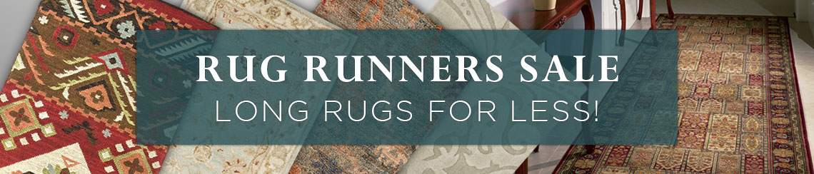 Rug Runners Sale - Long rugs for less!