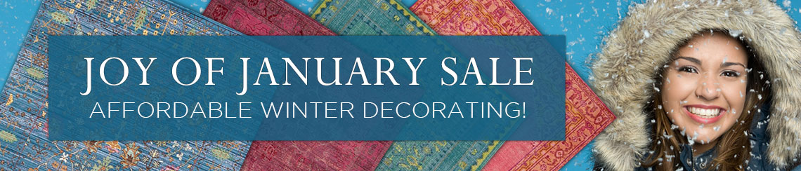 Joy of January Sale - Affordable winter decorating!